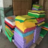 단화 발바닥을 만들기를 위한 연약한 EVA 색깔 거품 장 4mm
