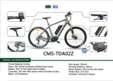 "26 "" fettes E Fahrrad des Batterie-Aluminiumlegierung-Berg/faltender Schnee elektrisch"