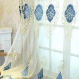 Europäischer Luxux-Polyester-Stickerei-Fenster-Vorhang (20W0001)