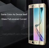 Samsung S6/S7 가장자리 스크린 프로텍터를 위한 이동할 수 있는 부속품 강화 유리 스크린 전화 필름