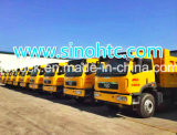 Faw 50 8X4 Ton van de Vrachtwagen van de Kipper