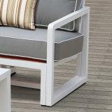 Muebles de aluminio del salón de la oficina del hotel del hogar del patio del jardín de Joya del patio al aire libre (J678)