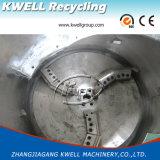 Película del PE Granulator/PE que recicla la máquina plástica de la granulación de la película del compresor Granulator/PE