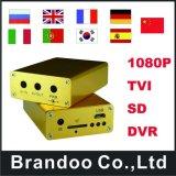 Écart-type réel DVR de 1080P Tvi