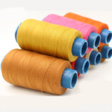 Strickjacke-Garn-/Garn-Polyester gesponnenes Polyester-Strickgarn
