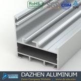 Argélia perfil de alumínio de 40 séries para a porta deslizante do Casement do indicador