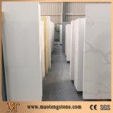 Популярные оптовые искусственние каменные слябы кварца Carrara белые