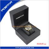 Luxe fait sur commande de mode marqué cadre de montre en cuir d'unité centrale