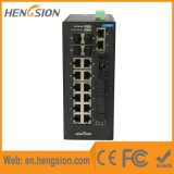 4 Gigabit Combo et 4 ports USB Port Ethernet commutateur