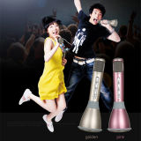 De hoogste het Verkopen het Zingen van de Speler KTV K068 Keus van Ventilators Draadloze Microfoon