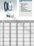 Уплотнение колцеобразного уплотнения механически (B681)