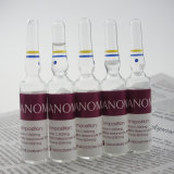 1500mg la pelle del glutatione di Exellent Nanomax che imbianca l'iniezione del glutatione di alleggerimento