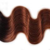 Onda brasileira do corpo das extensões do cabelo humano do Virgin do cabelo de todos os comprimentos no estoque