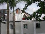 Ecomonicのモジュラーフラットパックの容器の家