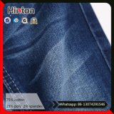 10s Double Yarn Stretch Denim Tecido para Jeans Masculino