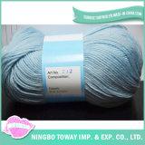 Tipos de fantasia Variegada fio Patterns Colors meia de lã para confecção de malhas
