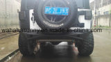 Parachoques traseros de la alta calidad más nueva para el Wrangler del jeep