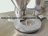 Máquina de enchimento pequena da cápsula da qualidade Semi automática