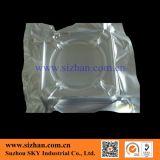 De Zak van de Ritssluiting van de aluminiumfolie voor het Wafeltje van de Verpakking/Elegante Schijf