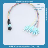 Surtidores ópticos de la cuerda de fibra de MPO