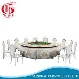 金のステンレス鋼王が付いているThrone現代食堂の椅子