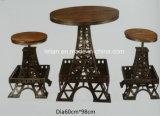 새로운 디자인 미국 작풍 포도 수확 금속 막대기 의자