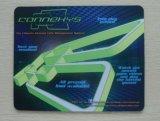 Коврик для мыши компьютера резиновый с изготовленный на заказ печатью логоса