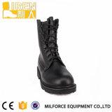 De volledige Laarzen van het Gevecht van het Leer van de Koe van de Korrel Militaire