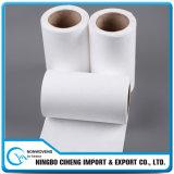 Médico tela no tejida rollo de alta eficiencia de filtración tejida telas no Proveedores