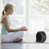 Haut-parleur sans fil portatif de Bluetooth de forme de Q mini