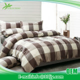 Conjuntos de roupa de cama de algodão de 4 peças para o Inn