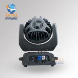 Rashaのクォード36*10W 4in1 RGBW/RGBA LEDのディスコのイベント党クラブのためのズームレンズ機能DMX Powerconの移動ヘッド洗浄ライト