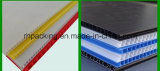 2mm-10mm runzelte gewölbter pp. das Blatt-/die Flöte-Vorstand/Plastikvorstand-Hersteller