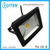 Ampoule à inondation LED extérieure, projecteur COB 20W, homologué IP65