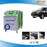 Engine de véhicule de machine de nettoyage de carbone propre