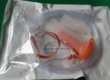 Taza plástica del tubo del nebulizador para bronquitis crónica y bronquiectasia del nebulizador del asma de la clínica la viejas