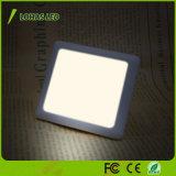 자동적인 가벼운 센서를 가진 소형 0.3W LED 밤 빛