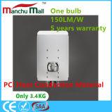 IP67 100W im Freien PFEILER LED Straßenlaterne mit 5 Jahren Garantie-