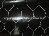 構築か熱い浸された電流を通された六角形ワイヤー網で使用される金網の網