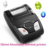 Imprimante sans fil thermique mobile tenue dans la main Wsp-R240 de Woosim 58mm Bluetooth