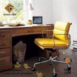 최신 판매 노란 가죽 사무용 가구 의자