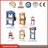 Hoja galvanizada prensa hidráulica de la embutición profunda de 100 toneladas