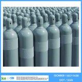 bombola per gas industriale dell'acciaio senza giunte 40L ISO9809