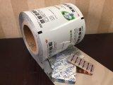 Película laminada para empaquetar el polvo/la tablilla/la cápsula farmacéuticos