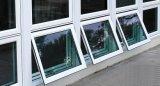 Тента Multi-Отверстий темной черноты подкрашиванное окно стеклянного алюминиевое
