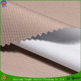 Tela impermeable tejida Flaocking casera de la cortina del apagón del franco de la capa de la materia textil