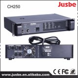 CH250 공장 가격 DJ PA 건강한 오디오 전력 증폭기 전문가 증폭기