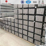 Acier de barre plate laminé à chaud populaire du marché, barre plate d'acier du carbone, barre plate douce