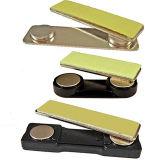 卸し売り新磁石の金属のプラスチックN35磁気バッジのホールダー