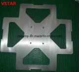 Hoge Precisie CNC die het Gestempelde Deel van het Staal voor Instrumenten machinaal bewerken